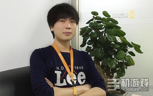 幻嘉网络vp专访 07073手机游戏